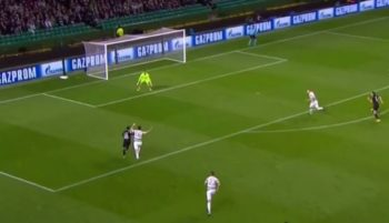 Neymar anotó su primer golazo en la Champions
